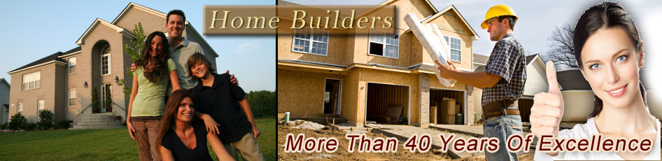 Home Builders in NJ - banner