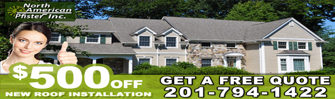 GAF Roofing Contractor NJ - Banner