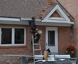 Gutter Cleaning Morris County NJ - Image 2
