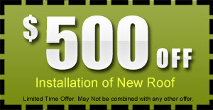 Roof Replacement NJ | Roofing Replacement NJ - Coupon