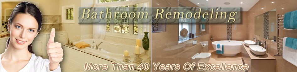 Bathroom Remodeling in Sussex County, NJ - banner